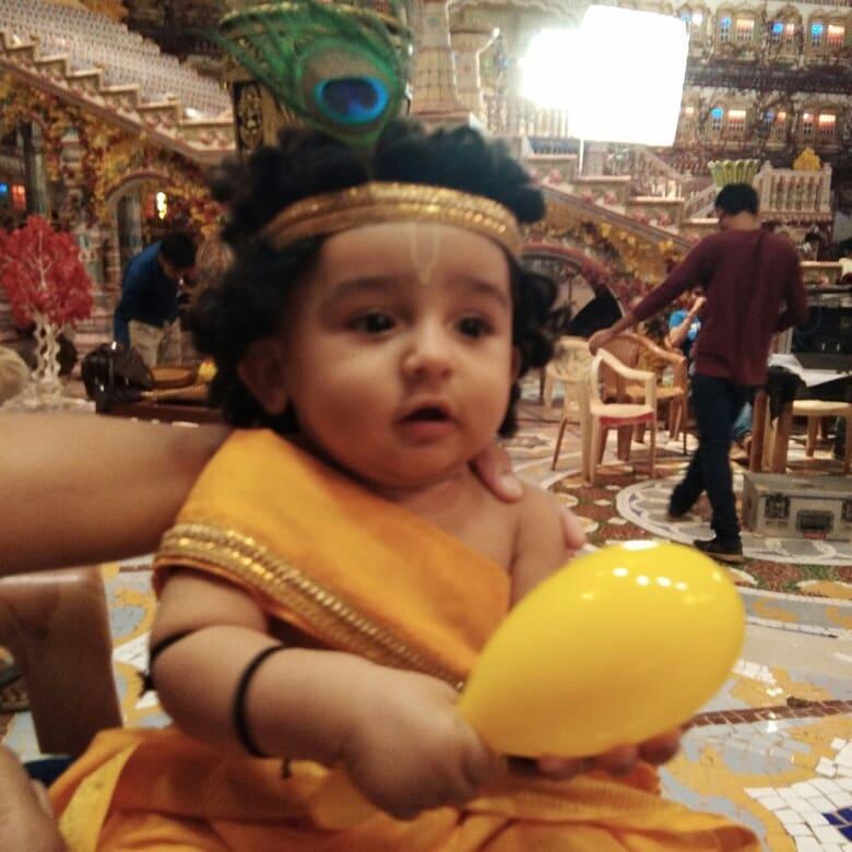 Radha krishna serial of star bharat