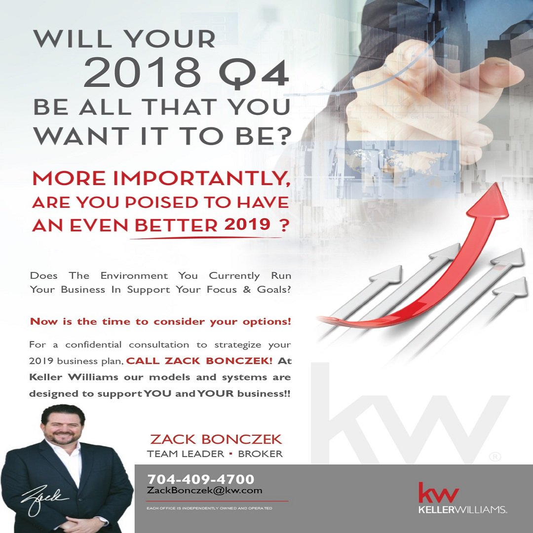 Lets Talk About Real Estate For Moment >> Keller Williams On Twitter I Want You To Have The Better 2019