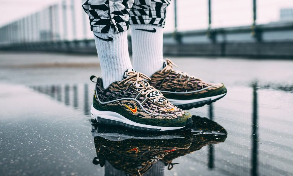 Nike Air Max 98 AOP 'Tiger Camo' Flere sneakers  More Sneakers
