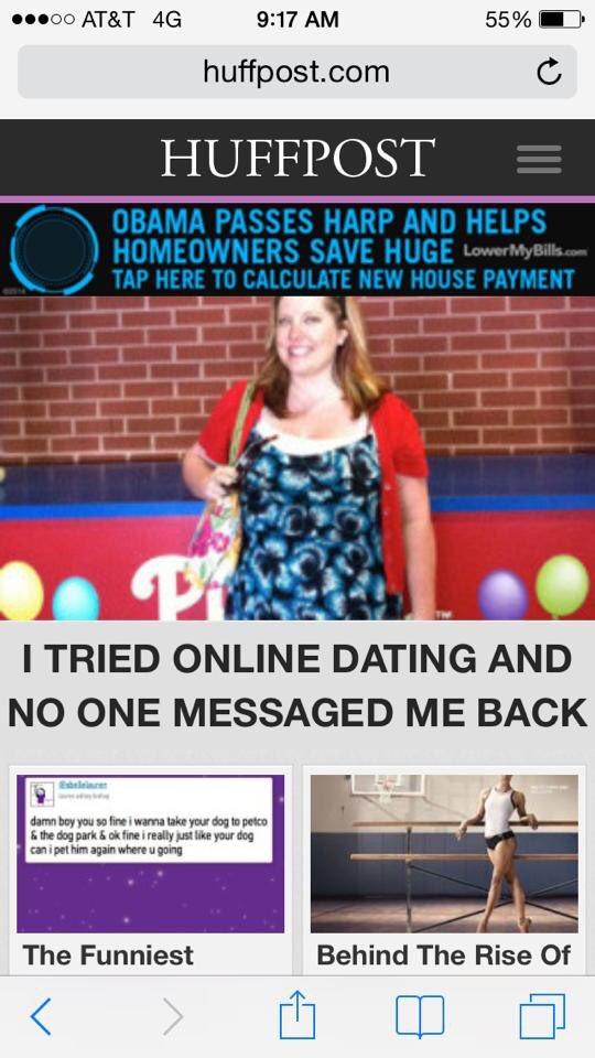 Waarom online dating is slecht essay