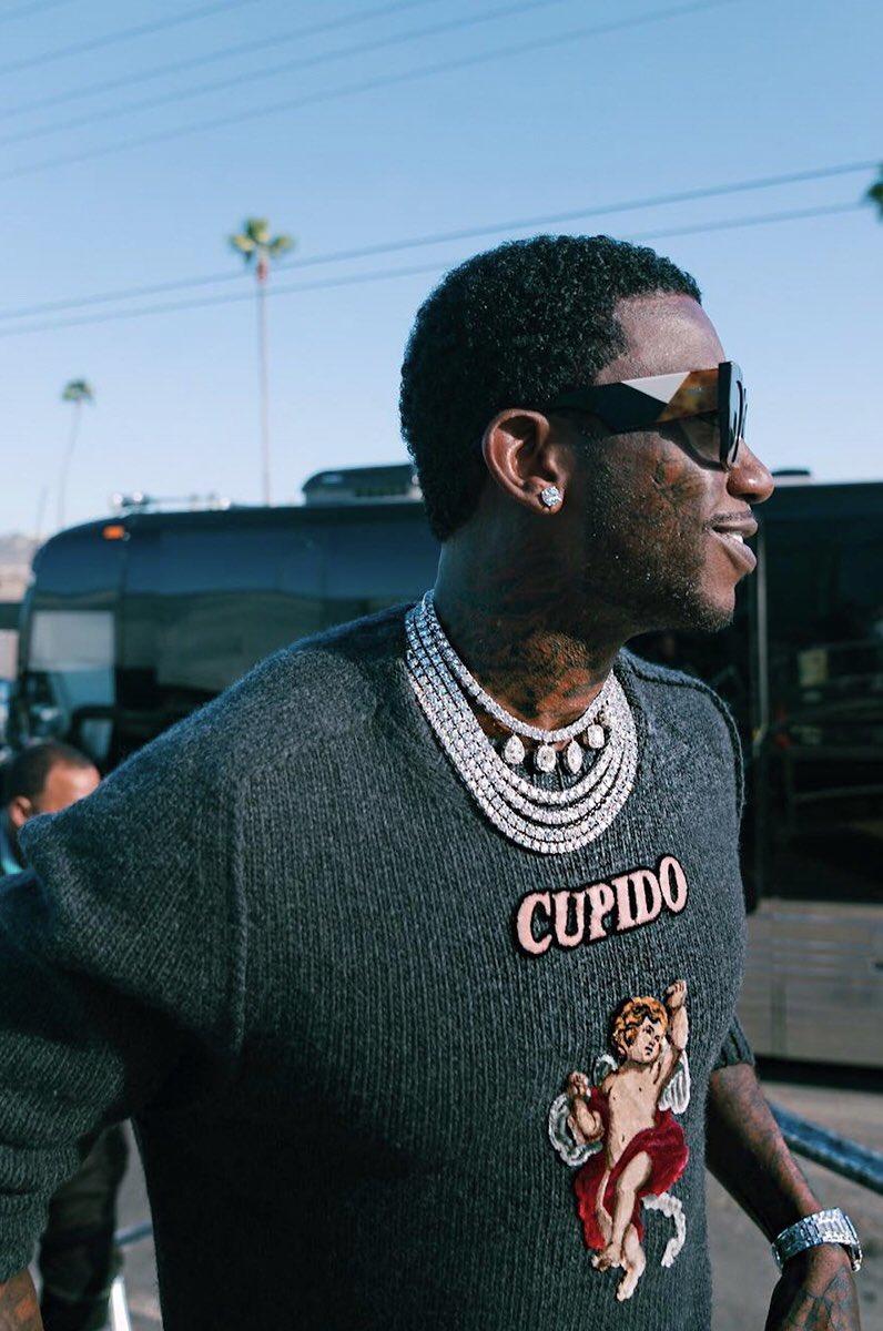 Repost from Gucci Mane wearing Dolce&Gabbana. #DGCelebs #DGMen