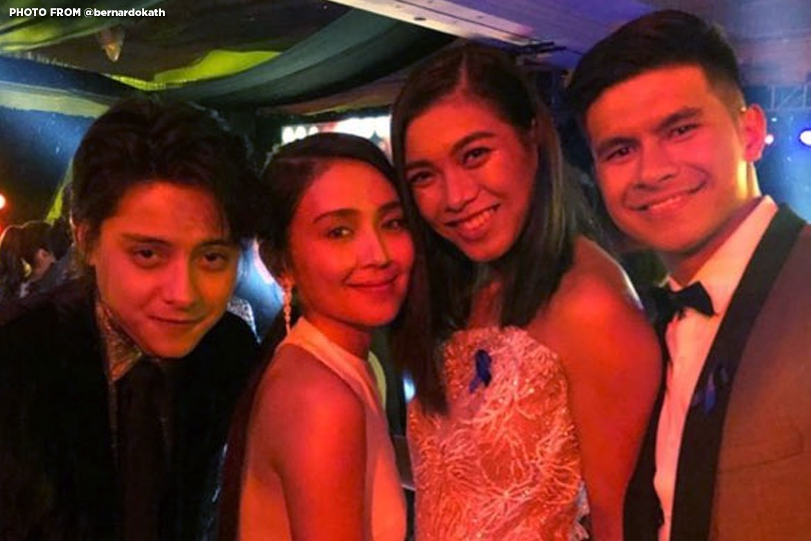 #ABSCBNBall2018 Kiefer Ravena, Alyssa Valdez on mainstream notoriety, being friends with KathNiel &gt;&gt;  http:// tbti.me/y18CP  &nbsp;  <br>http://pic.twitter.com/UQENBG7GDg