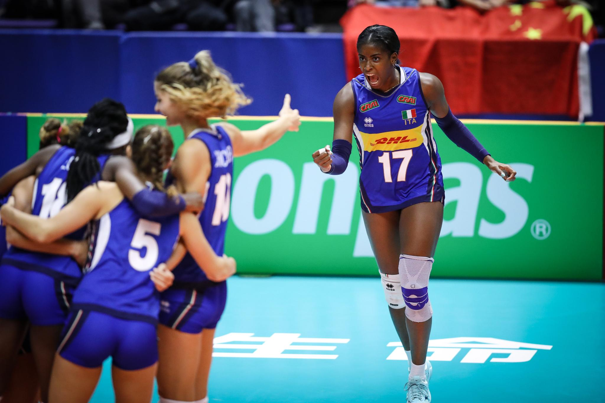 Risultati immagini per Campionato mondiale di pallavolo femminile
