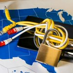 Image for the Tweet beginning: Broadband groups sue California over