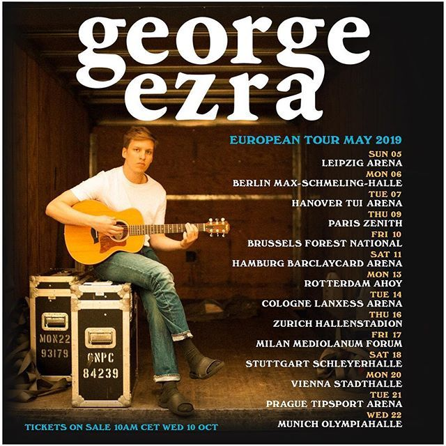 George Ezra - Budapest - Capital