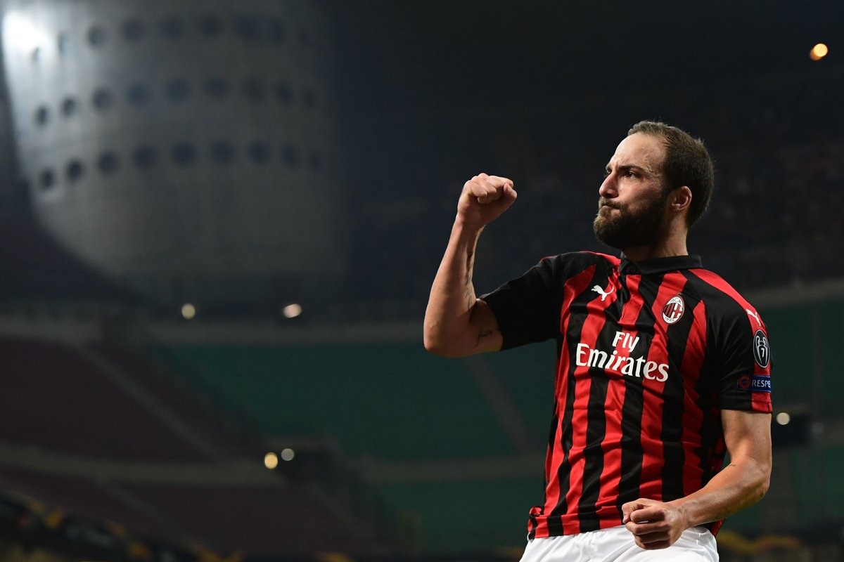 Video: AC Milan vs Olympiakos Piraeus