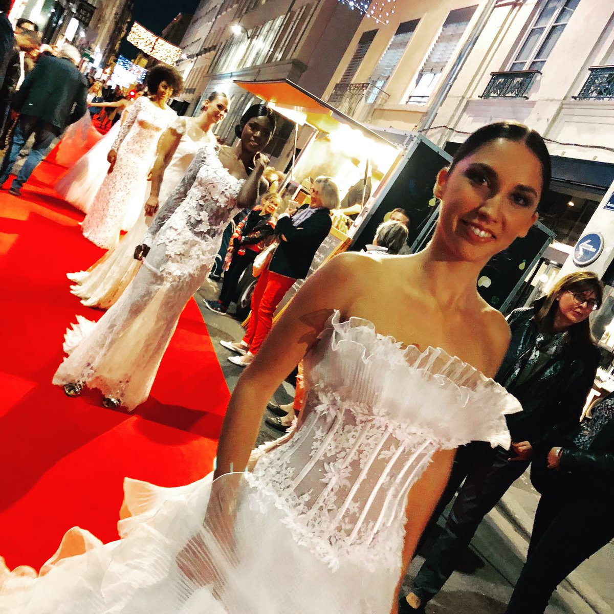 Pascale Savey On Twitter Soiree Tapis Rouge Rue Auguste Comte