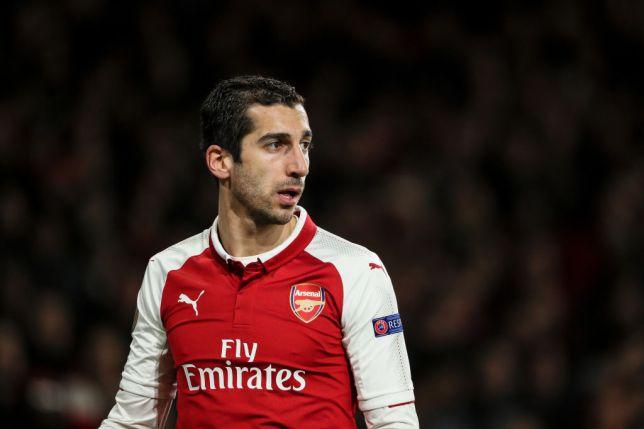 O Arsenal entra em campo daqui a pouco, no Azerbaijão, para enfrentar o Qarabag pela Liga Europa. Um dos principais jogadores da equipe, Henrikh Mikhitaryan, nem sequer viajou para essa partida.