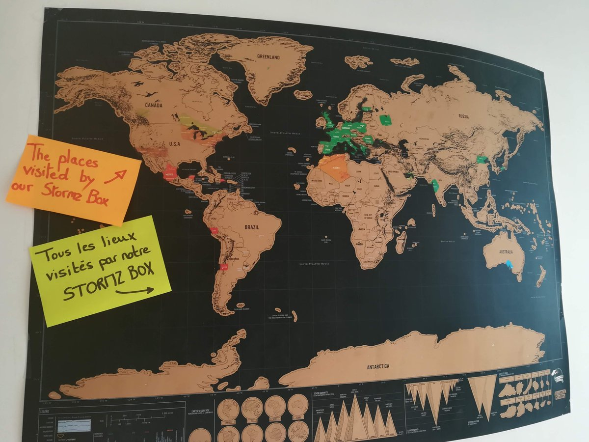 Stormzgoesglobal hashtag on twitter so we decided to scratch off all the places visited by our stormz boxes its still in progress since were sure that weve forgotten a lot gumiabroncs Choice Image