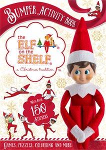 Elf on the shelf bumper activity book