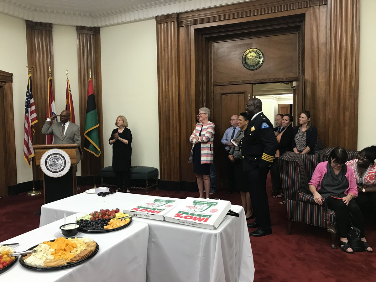 """""""My team and I have created an aggressive agenda to reform a system that took decades to create,"""" said CA Kimberly M. Gardner. """"We are committed to working with all who want to reduce violent crime and promote the health and well-being of our community."""""""