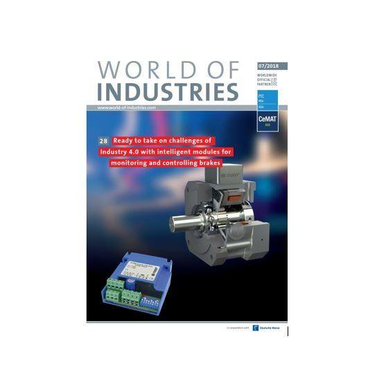 Weu0027ve Researched A Multitude Of New Developments And Highlights For You And  Hope You Enjoy This Issue Of WORLD OF #INDUSTRIES 7/2018 Http://fal.cn/Vkj2  ...
