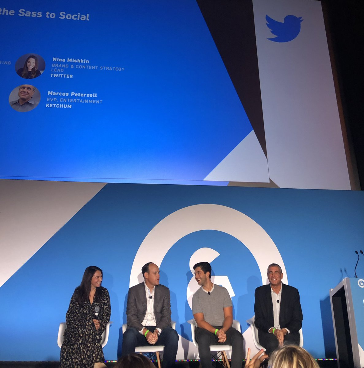 """Best advice from @Wendys """"Stay true and authentic to who you are as a brand"""" 🍔🍟 #AWNewYork"""