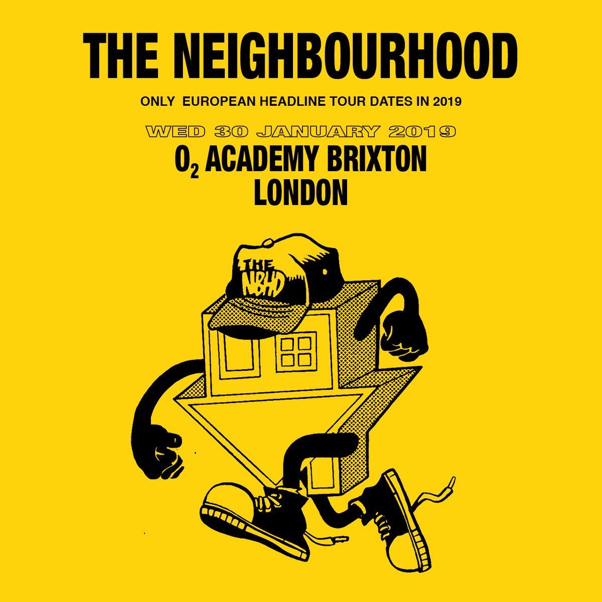 The Neighbourhood Thenbhd Twitter