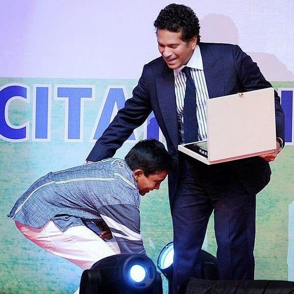 @sachin_rt India's youngest at the time of maiden test 100. 17y 112d : Sachin 18y 329d : http://P.Shaw* 20y 021d : Kapil Dev 20y 131d : Baig