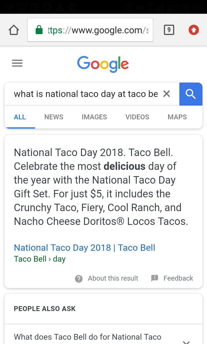 Taco Bell on Twitter: \