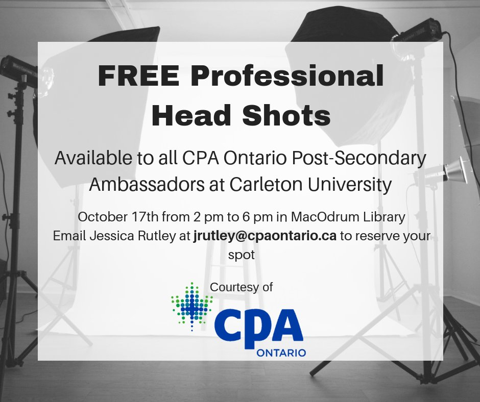 Sbss Council On Twitter A Professional Head Shot Can Make