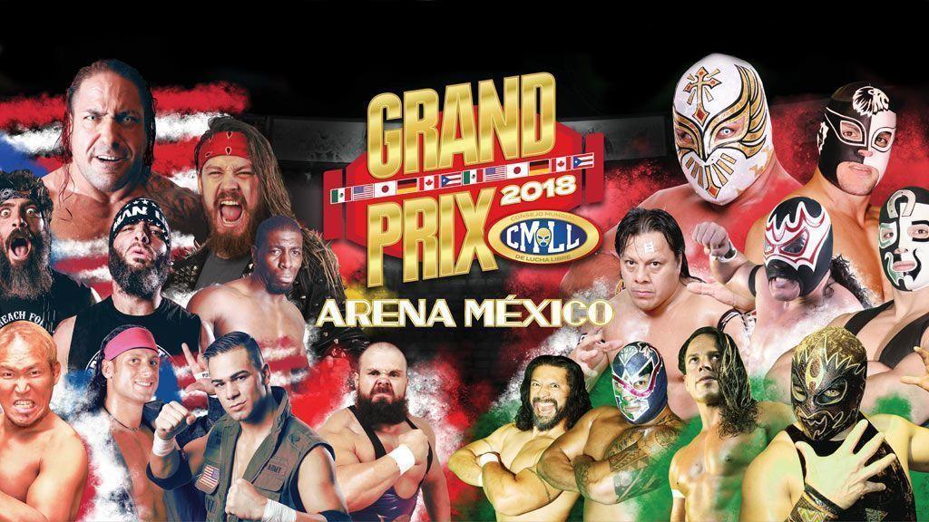 CMLL: Una mirada semanal al CMLL (Del 27 septiembre al 3 octubre de 2018) 1