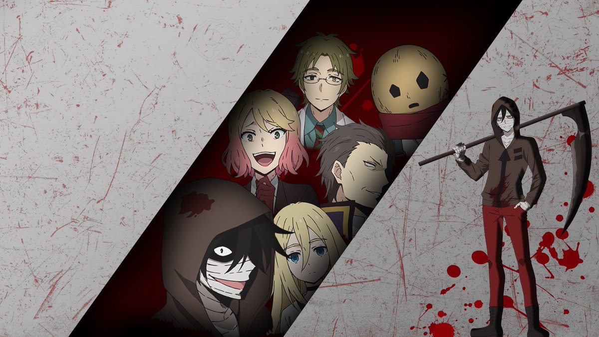 Bobstar Ch On Twitter New Wallpaper Theme Angels Of Death
