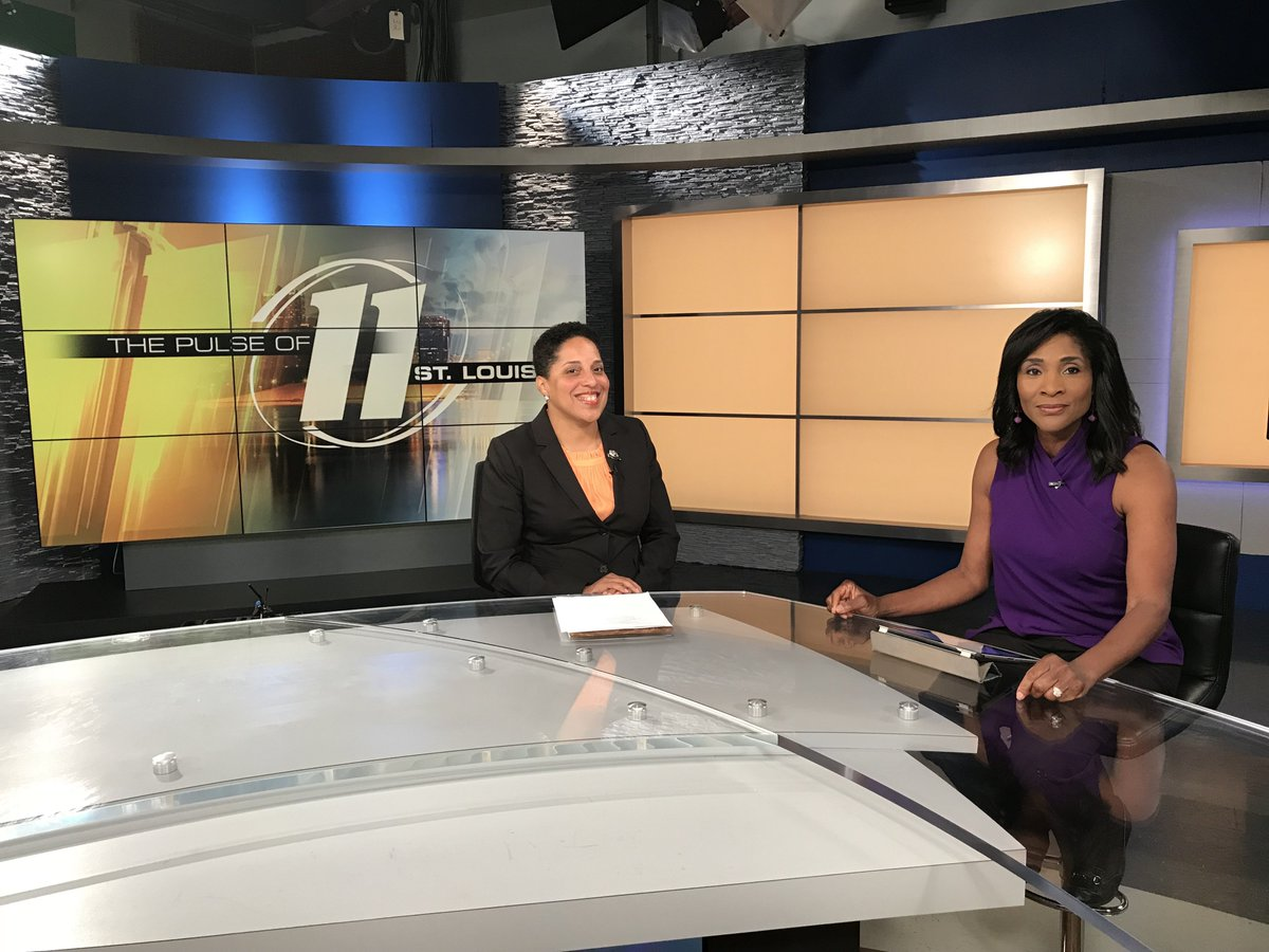 Watch The Pulse this weekend for the @StLouisCityCA interview!