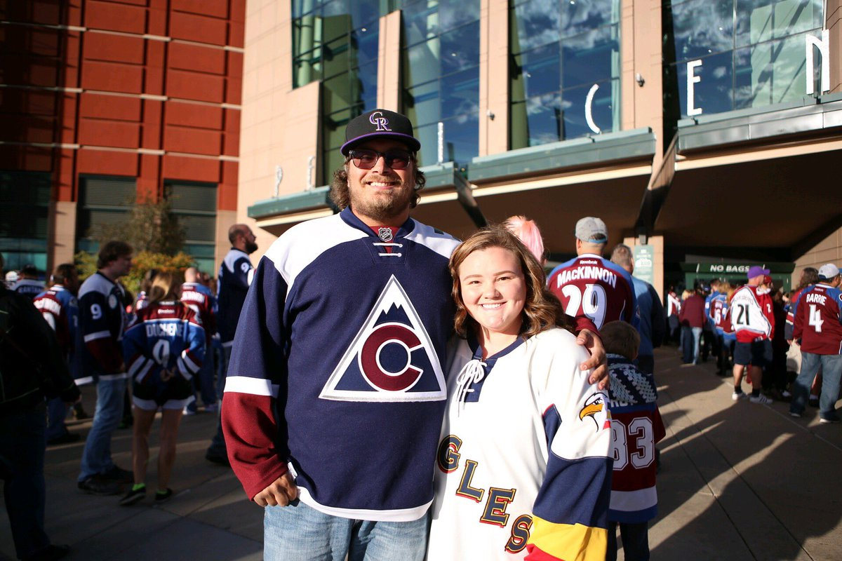 finest selection d6556 6376a Colorado Avalanche on Twitter: