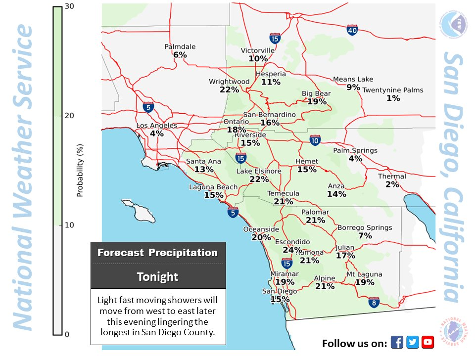 LIVE: San Diego traffic and weather updates   Page 11