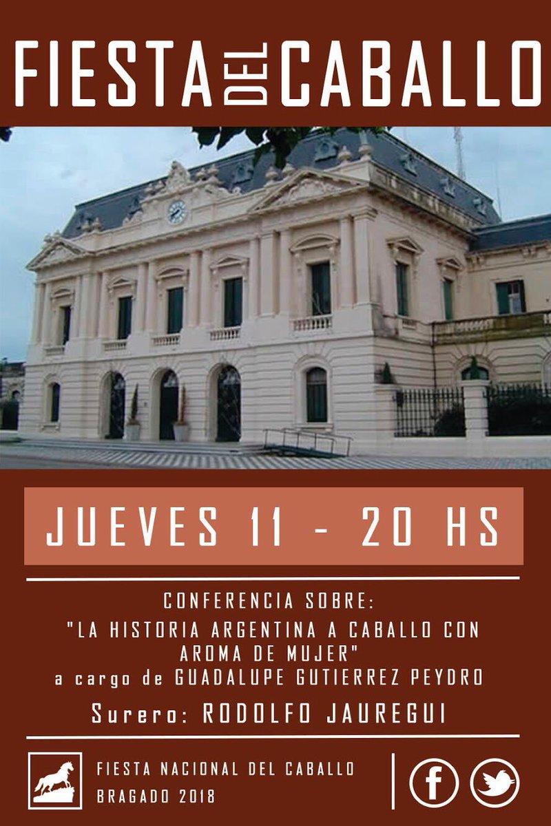 Fiesta del Caballo's photo on Conferencia