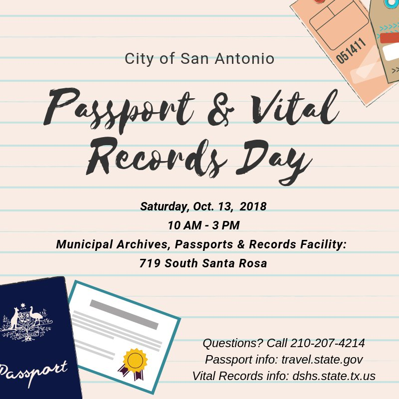 City Of San Antonio On Twitter Will Your Next Vacation Or