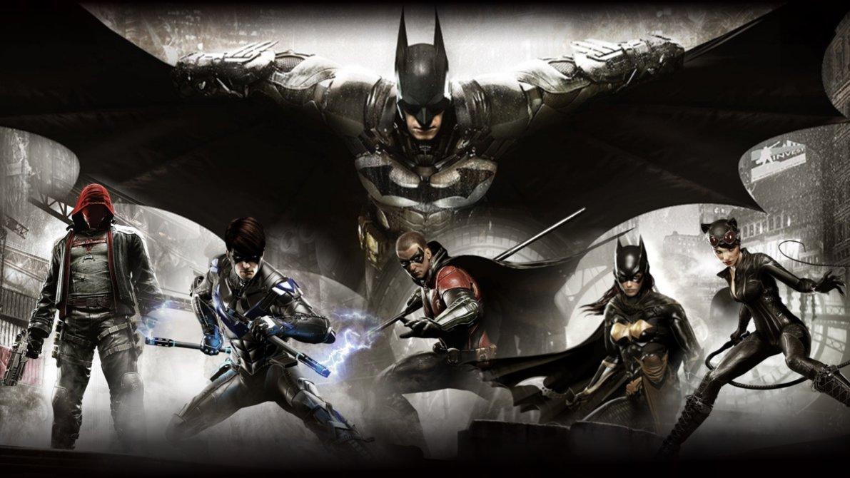 Rocksteady apparently working on DC's Arkham Universe, not Justice League [Rumor] #ArkhamUniverse #Batman #JusticeLeague #RocksteadyStudios https://gearnuke.com/rocksteady-dcs-arkham-universe-justice-league-rumor/…