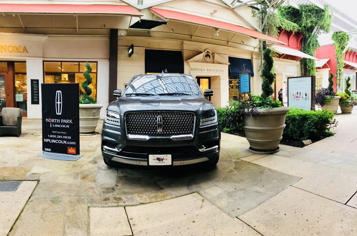 North Park Lincoln >> North Park Lincoln On Twitter 2018 Navigator Magnetic
