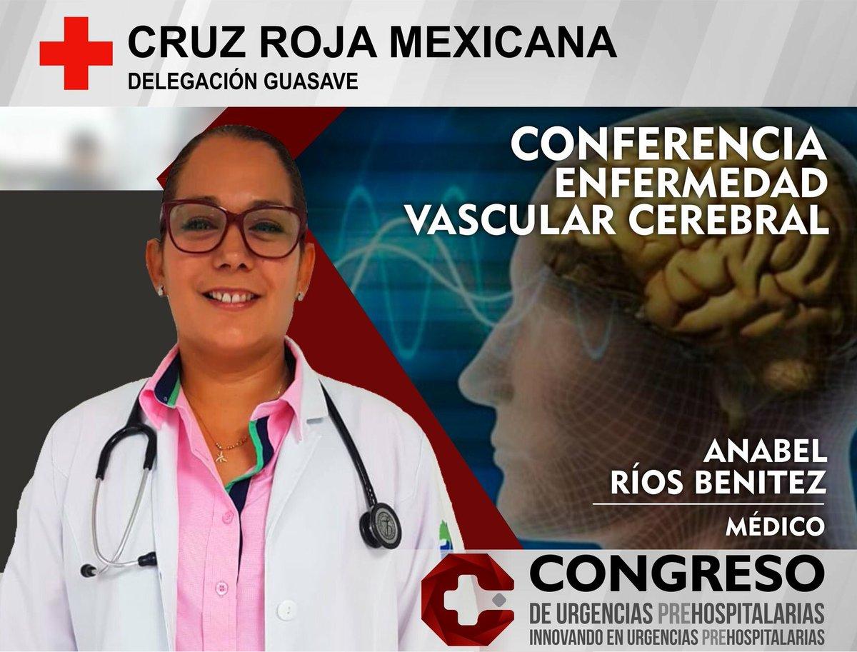 Cruz Roja MX Guasave's photo on Conferencia