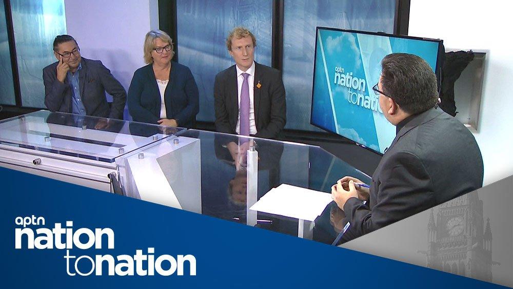 VIDEO: Watch the season premiere of APTN Nation To Nation here aptnnews.ca/?p=100249 #APTNN2N