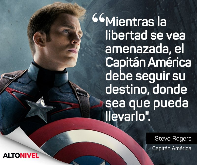 Alto Nivel On Twitter Frase Chris Evans Dejará De