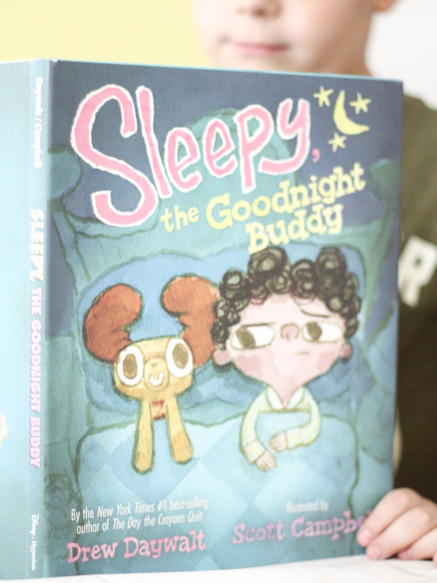 I partnered with @DisneyHyperion to share 7 bedtime routine tips. Don't forget to add #SleepytheGoodnightBuddy to your child's library and discuss all the silliness this fun book brings at bedtime #ad https://t.co/IHxwfiP4X2 https://t.co/VX5cGZA2fA