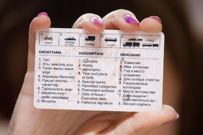 замена водительского удостоверения какие документы нужны