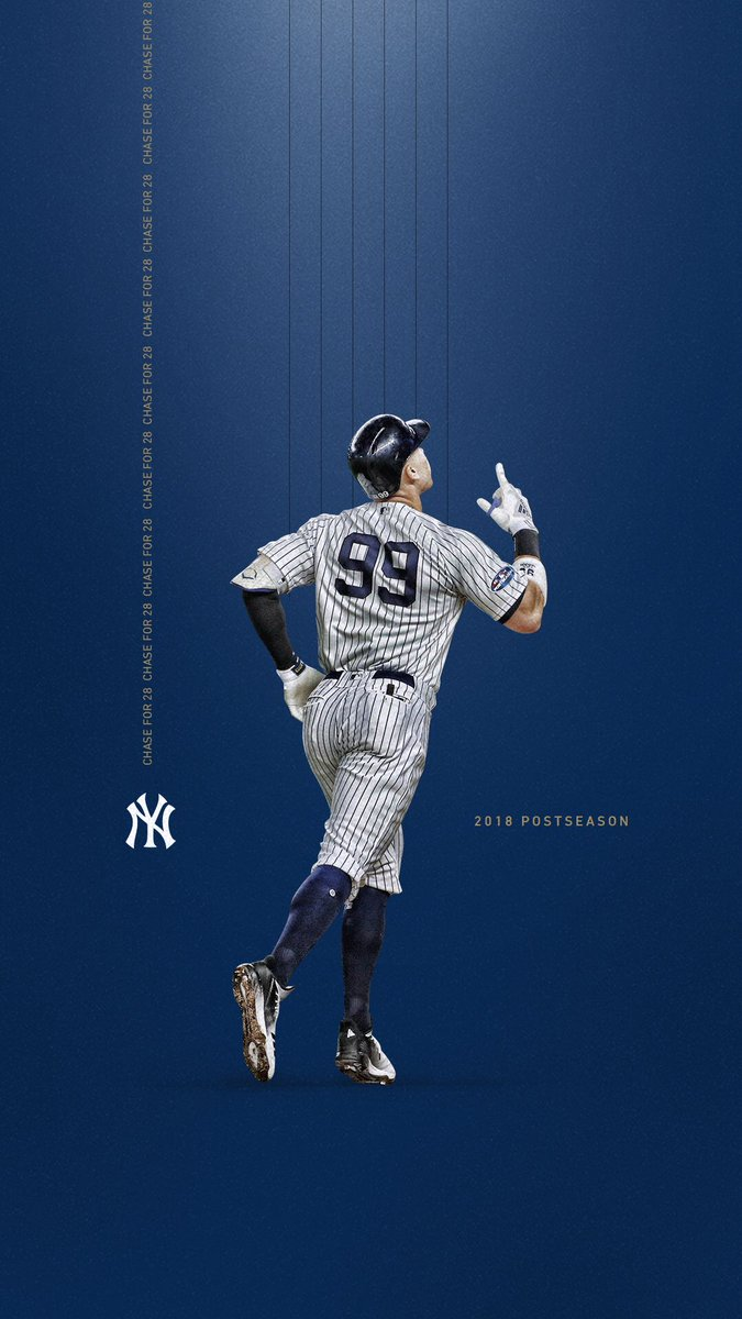 New York YankeesVerified account @Yankees. Wild Card wallpapers.