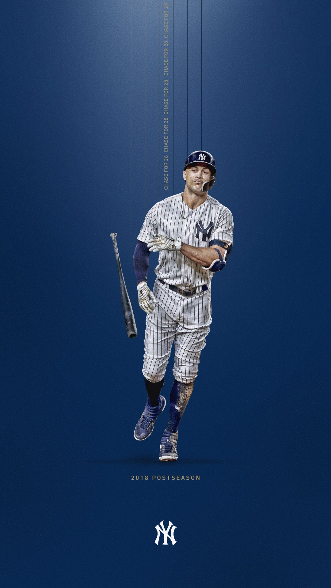 """New York Yankees on Twitter: """"Wild Card wallpapers. Hot off the press.… """""""