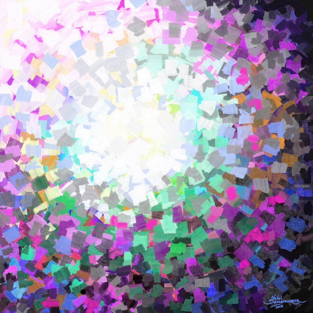 #colours express #feelings well.  It's #digital but it's still #FineArt. 🖼   🌐👉 https://www.artistsamaraweera.com/digitalstore/  #artist #abstractart #paint #deco #artwork #contemporaryart #abstractartist #abstractexpressionism #2pointperspective #designthinking #interiordesign #housedeco #wallpaper