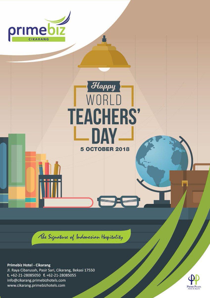 Albert Einstein ...Happy International Teacheru0027s Day 2018...  #primebizhotelcikarang #primebizcikarang #primebizcare #teachersday  #hotelcikarang ...
