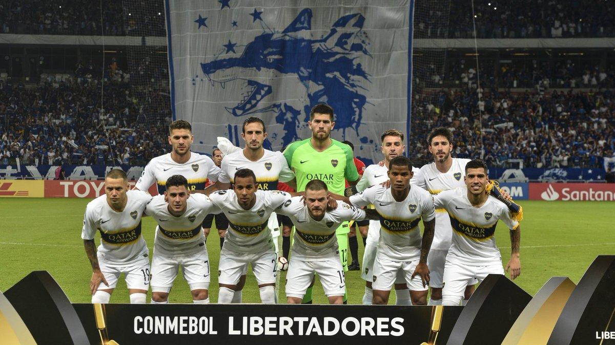 TyC Sports's photo on #CopaLibertadores