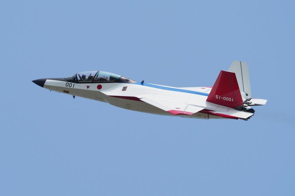 مشروع مقاتله الشبح Mitsubishi X-2 Shinshin اليابانيه على حافه الفشل واليابان تبحث عن بديل  Dou0we_XsAAlQqt