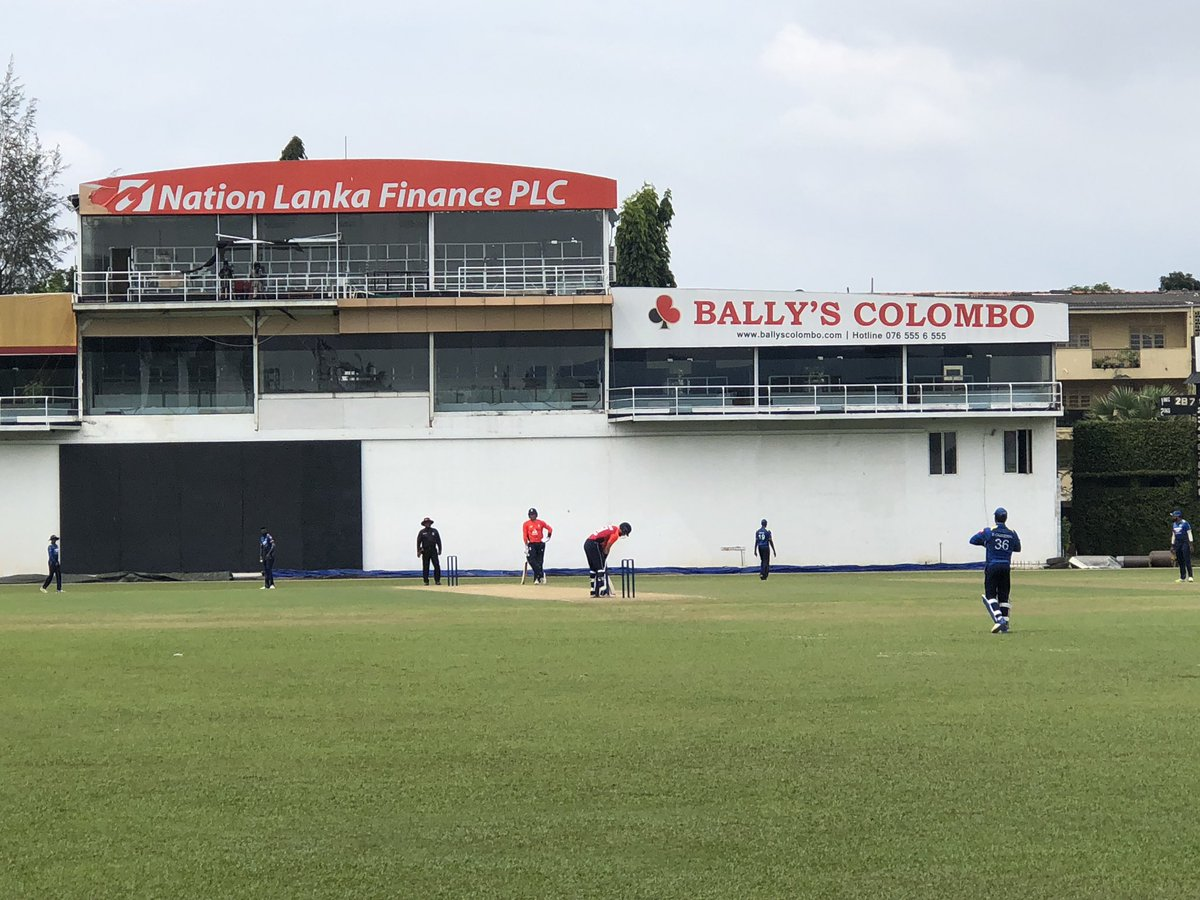 England will wear red in the ODI series against Sri Lanka to align with regulations ensuring there's no kit clash. No word on what will happen for the Tests... 😉