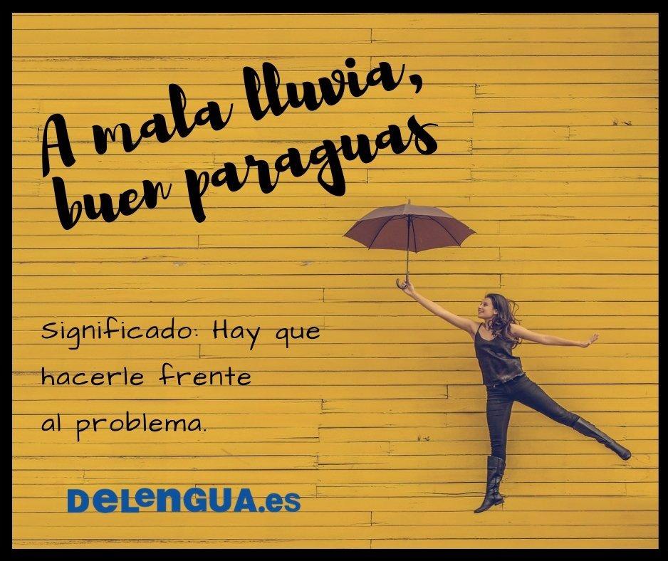 Way que significado en español