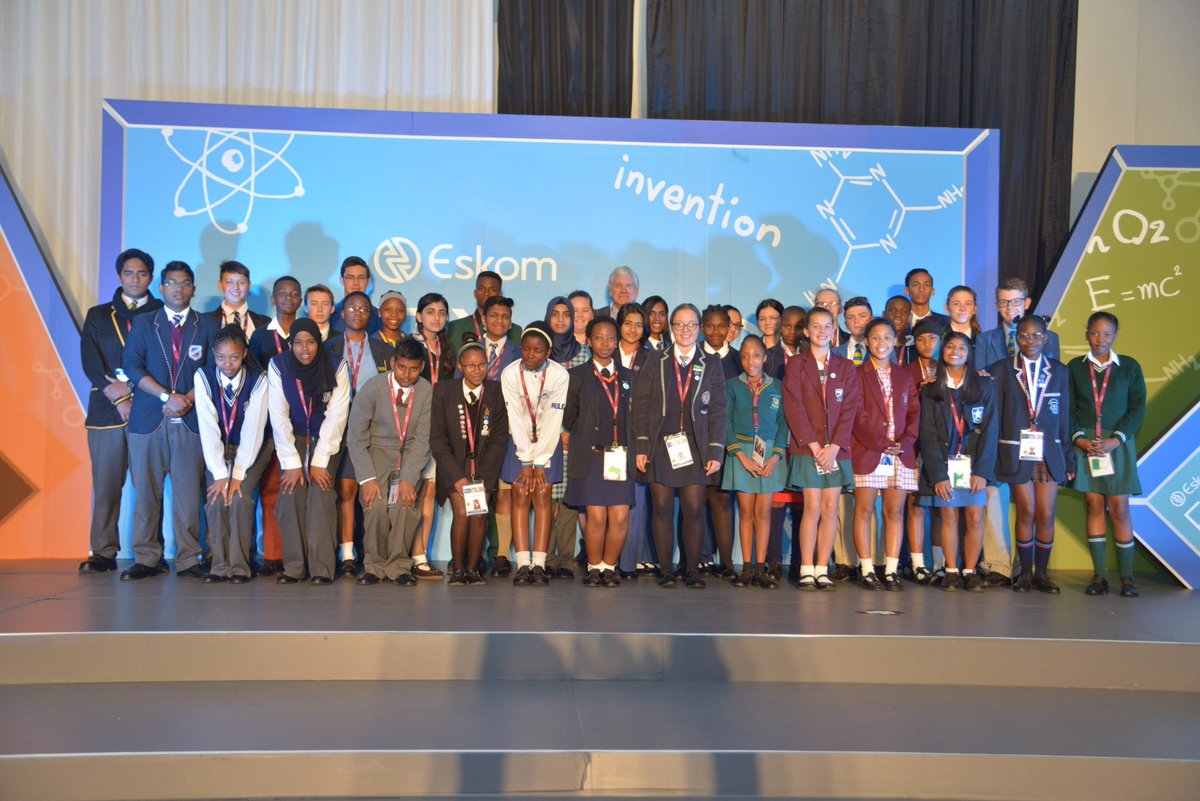 Eskom Expo for Young Scientists on Twitter: