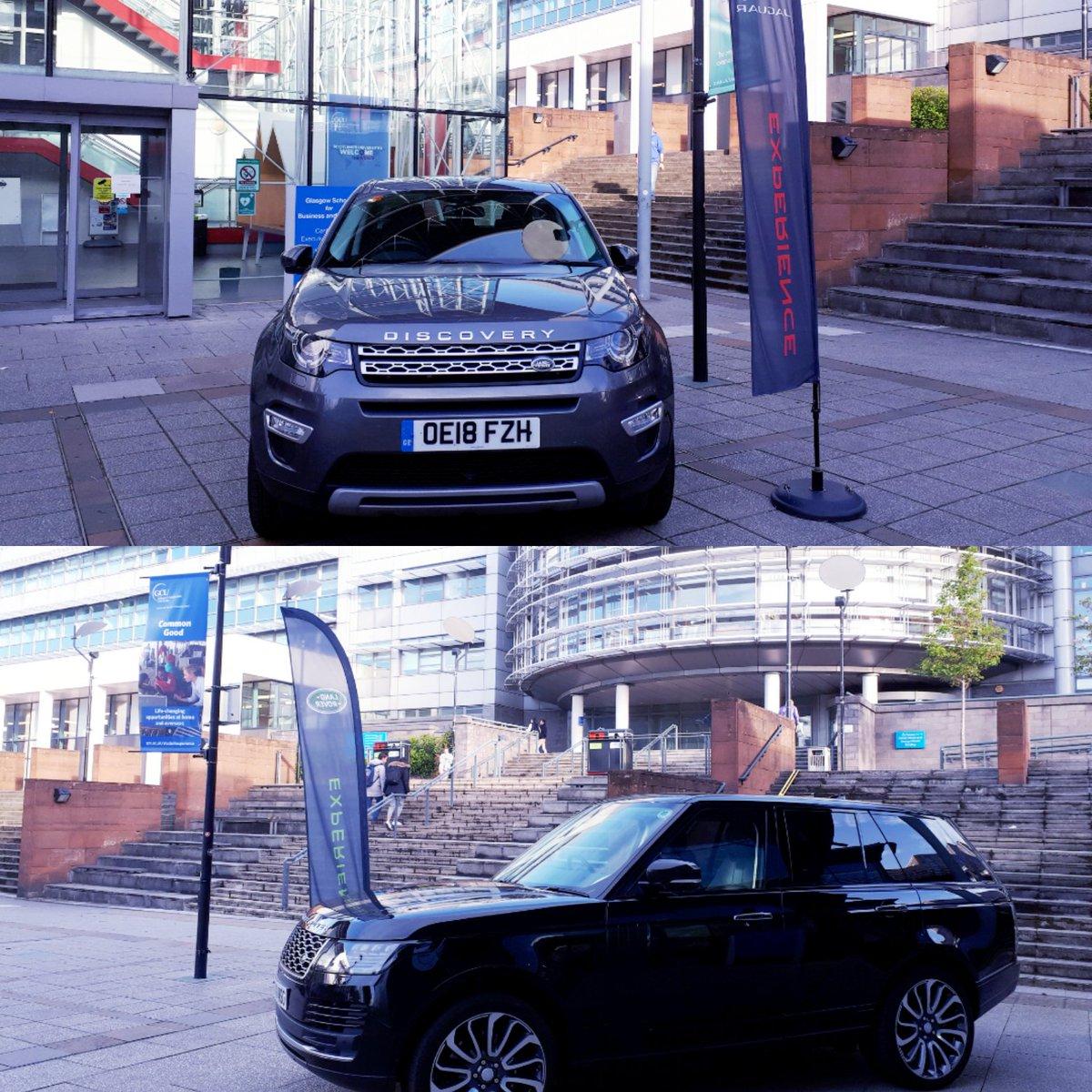 Gcu Careers Service On Twitter Jaguar Land Rover At Gcu Today For