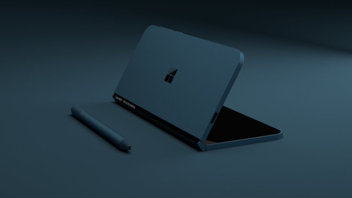 Surfaceの父、折りたたみ式の2画面Surfaceは「開発中」と認める! #企業 #マイクロソフト #マイクロソフト製品 #タブレット https://t.co/syYgVeGVOc
