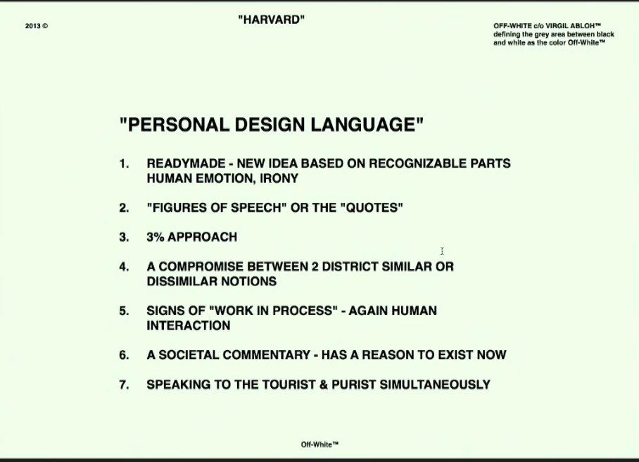coffey on creating a design language thanks