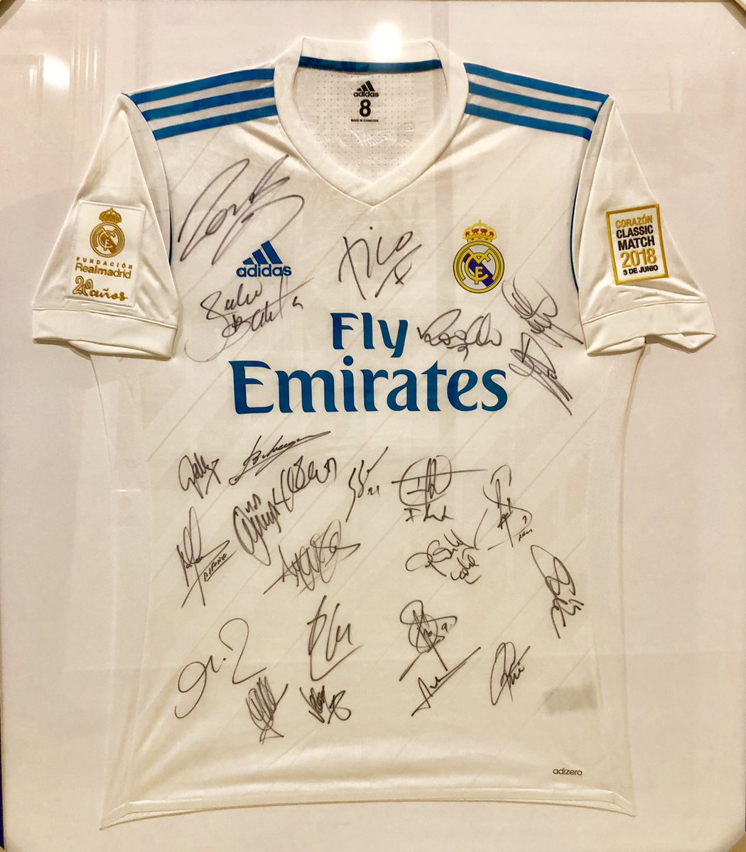 comprar camiseta de futbol real madrid