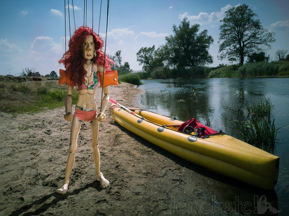Alphonsine On Twitter Ich Paddle Jetzt Alleine Https T Co