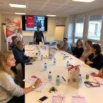 Image for the Tweet beginning: #EnDirect du petit-déjeuner à Metz
